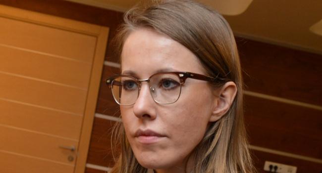 Скандальная Собчак собралась приехать воккупированный Крым