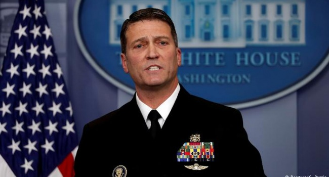 Всенате США отложили слушания покандидатуре мед. работника Трампа напост министра