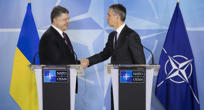 Украина является важным партнером для НАТО и Альянс уже завтра может обсудить ее членство - Столтенберг