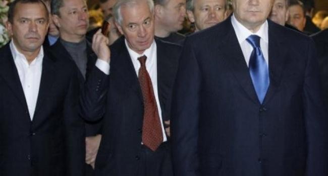 Азаров, Клюев, Захарченко и Шуляк обещают вернуться в Украину, чтобы возродить страну