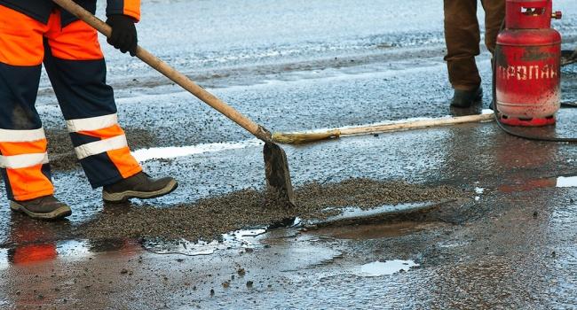 Вгосударстве Украина радикально поменяют подход кремонту дорог
