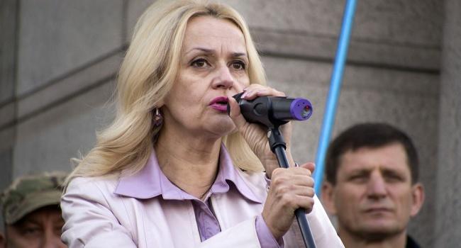 Скандальная Фарион причислила русских  жителей  Украинского государства  к«умственно отсталым»— сети яростно  отреагировали