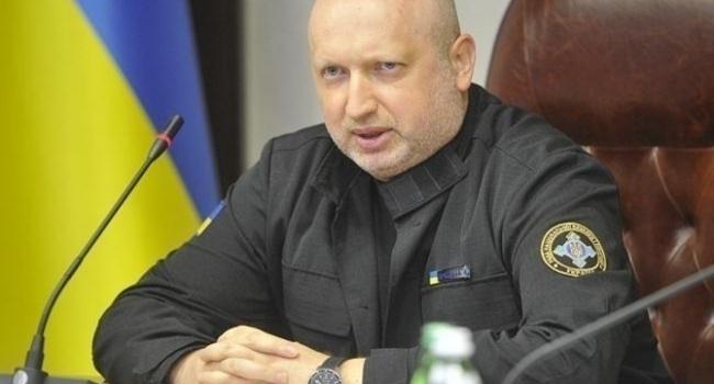 Граница цивилизованной Европы начинается с Украины, - Турчинов