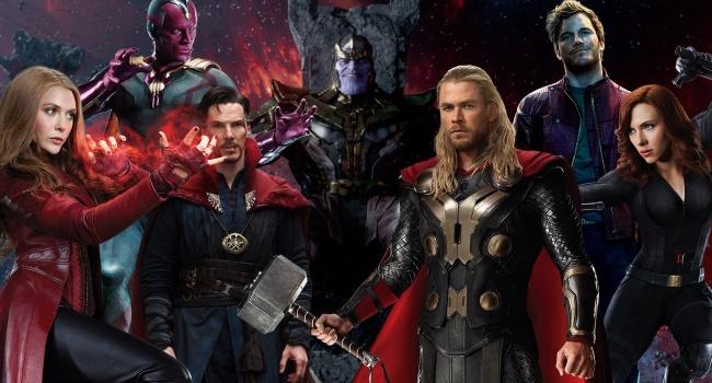 Фильм «Мстители: Война бесконечности» стал абсолютным рекордсменом в истории кино
