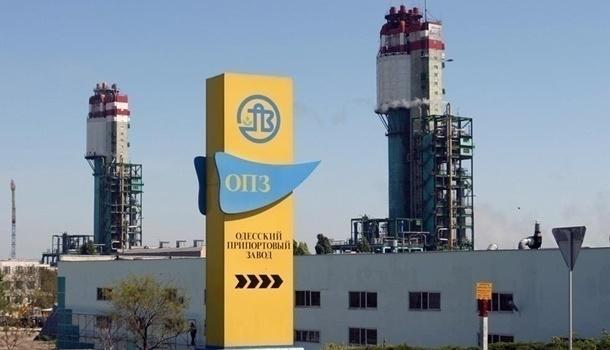 Одесский припортовый завод на100% прекращает работу— Щуриков