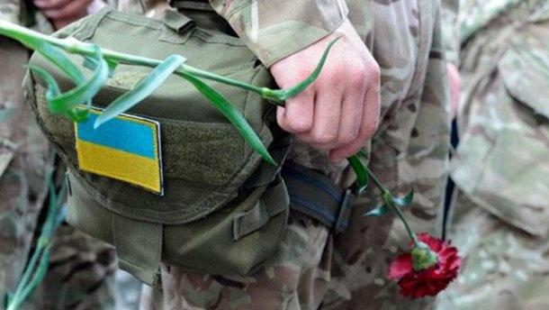 НаДонбассе покончил жизнь украинский военный