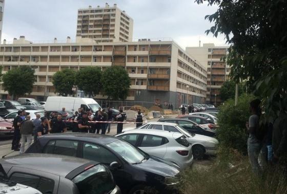Перестрелка в Марселе: неизвестные в масках открыли стрельбу по людям