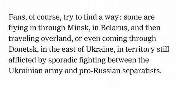 СМИ США распространили гнусный фейк об Украине