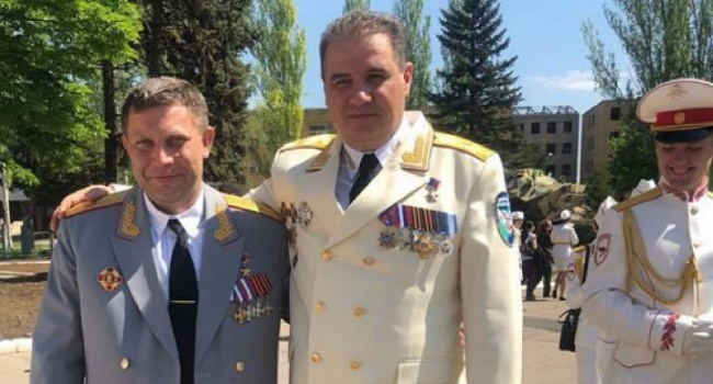 «Клоуны сбежали из «дурки»: сеть взорвали фото с генеральскими погонами главаря «ДНР»