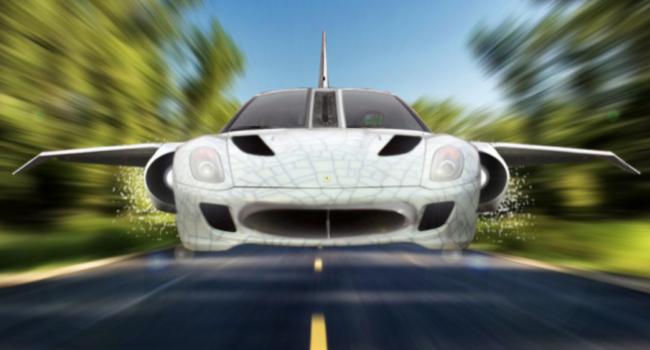 ВЯпонии начнут тестирования летающего автомобиля