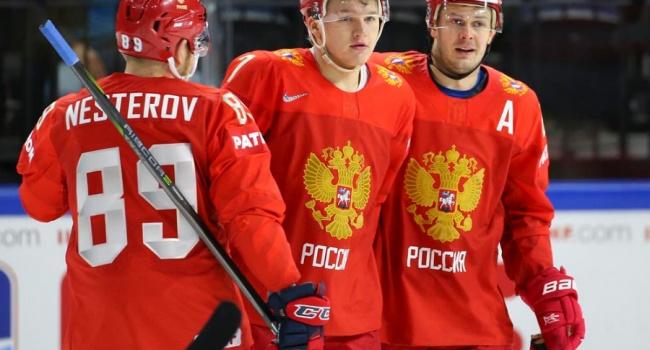 Швеция и Россия разгромили соперников на ЧМ по хоккею с рекордным счетом