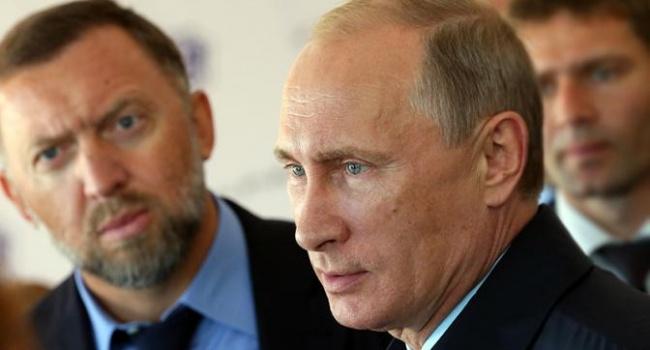 Терпели до последнего, теперь вся надежда на Путина: российские олигархи просят защиты от санкций США