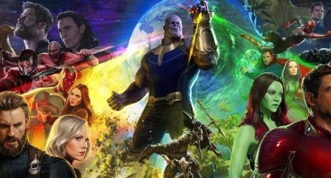 «Мстители: Война бесконечности» побили кассовые сборы «Звездных войн»