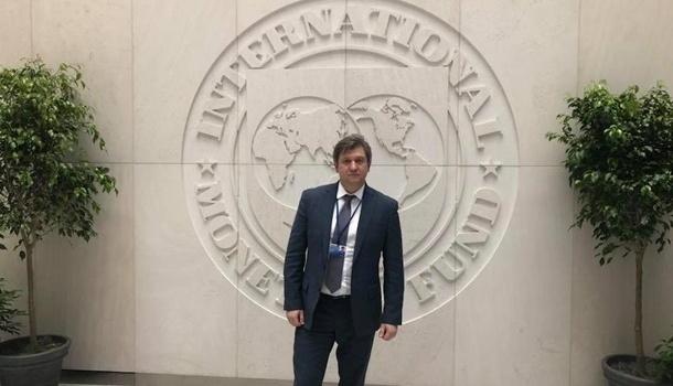 Украина заключит сМВФ новейшую программу кредитования— Данилюк