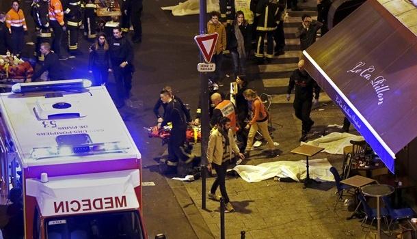 В центре Парижа чеченец устроил смертельную резню: стало известно о жертвах