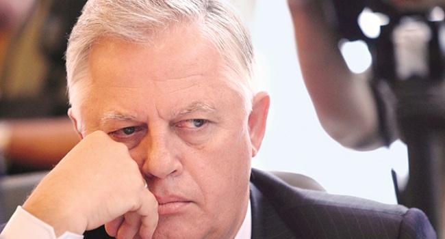На русском  телеканале вСимоненко швырнули мелочью иназвали Иудой