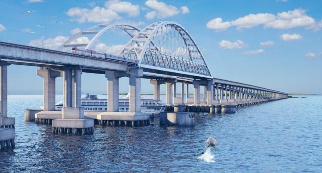 Осуществил план Гитлера на КремльТВ раскрыли замысел Путина с Крымским мостом