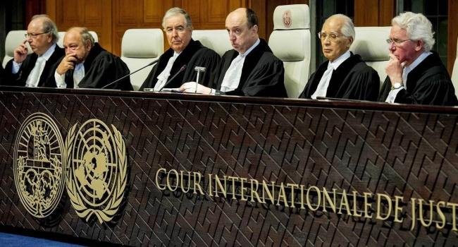 Прокуратура передаст Гааге факты нарушения Россией правил войны
