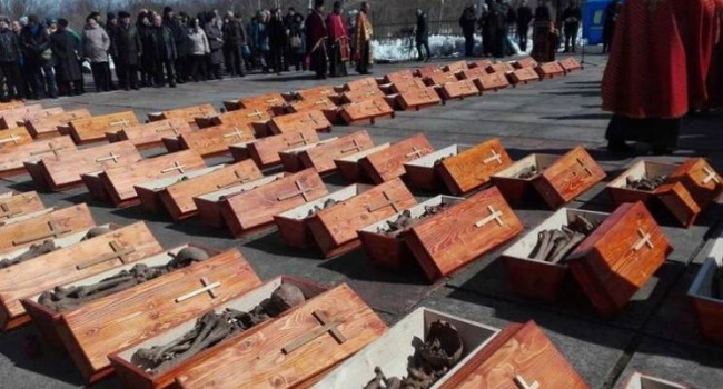 Политолог: кровавый режим СССР экономил пули – людей забивали до смерти лопатами или закапывали живьем