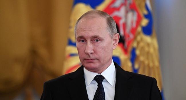 Леонид Швец: игра Путина окончена, ловить больше нечего ни в Сирии, ни в Украине