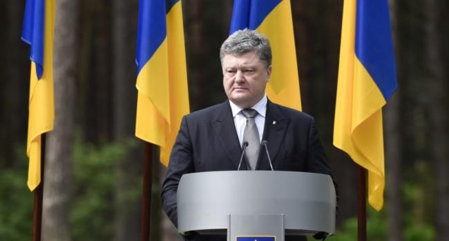 Порошенко рассказал, как Путину удалось оккупировать Крым и Донбасс