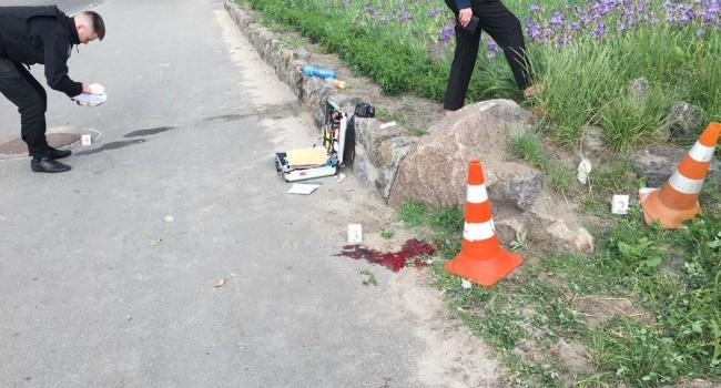 Стрельба у метро Киева: стало известно о пострадавших