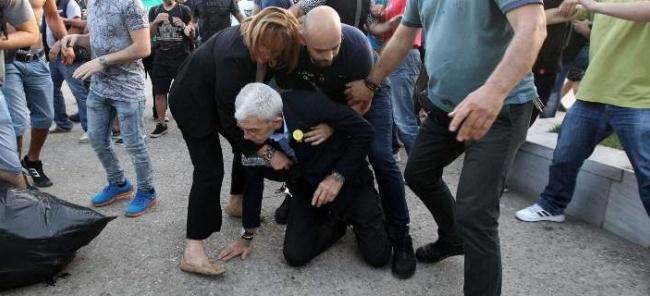 В Греции жестоко избили 75-летнего мэра крупнейшего города