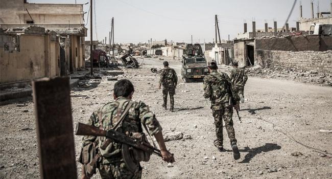 СМИ: в Дамаске уничтожен последний оплот боевиков ИГИЛ