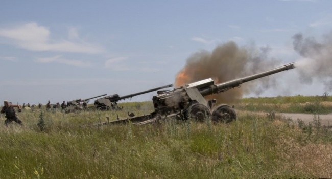 В Мариуполе дома содрогаются от канонады: под Талаковкой идет жесткий артиллерийский бой