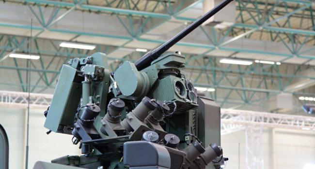 Возле Чернигова прошли испытания боевого модуля