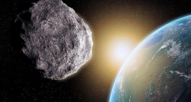 Падение астероида привело крезкому потеплению   Америка— Ученые
