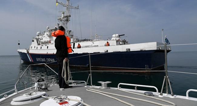 Генерал рассказал о сложной ситуации между РФ и Украиной в Азовском море