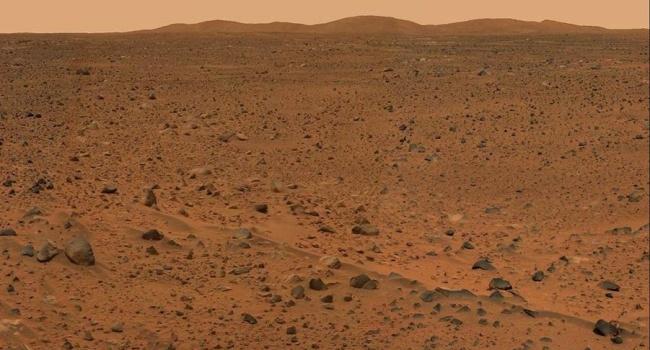 Группа исследователей совсего мира отыскала вокаменелостях сМарса следы жизни