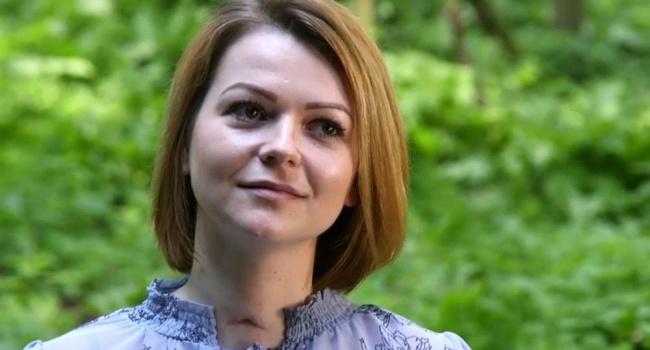 СМИ поведали опланах Юлии Скрипаль допоездки вЛондон