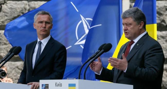 ВВаршаве выступили запринятие вНАТО Украины иГрузии
