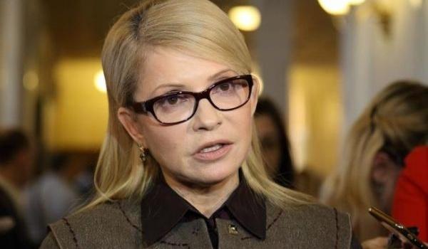 СМИ: Тимошенко работает над созданием новой Конституции