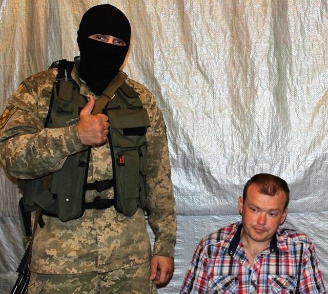 Разведчики задержали экс-офицера ВСУ, предавшего Украину и воевавшего в рядах террористов ОРДЛО