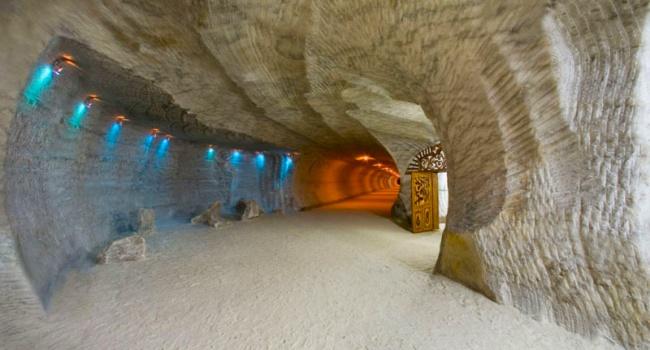 На Закарпатье исчезли соляные гроты