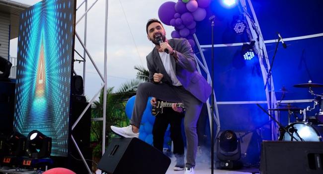 Козловский дал концерт в Одессе