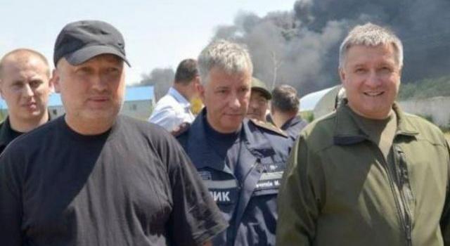 Глава МВД и секретарь СНБО ищут формулу для безопасности Украины