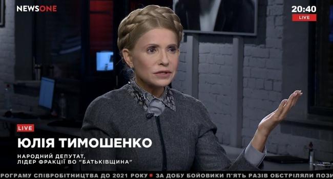 Блогер: труднее всего с бойкотом NewsOne Юлии Тимошенко