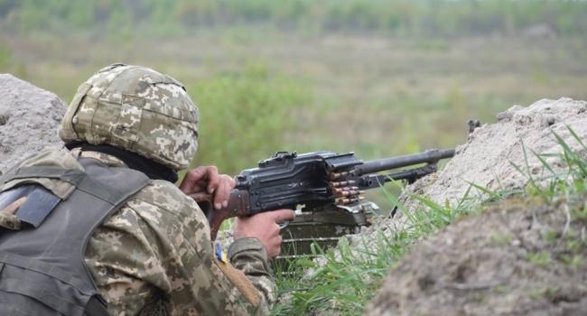 Оккупанты потерпели полный провал в ходе наступления под Горловкой и Крымским