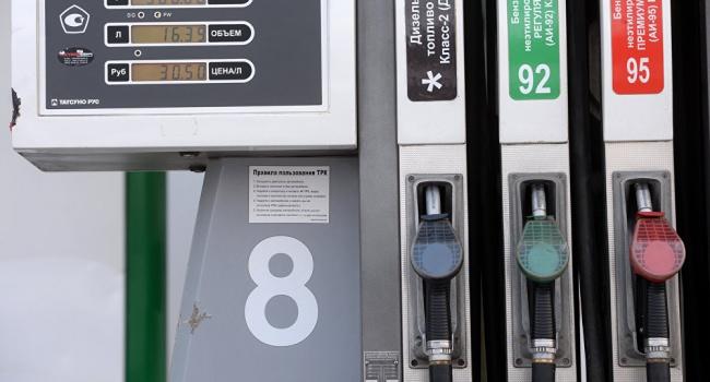 До 100 рублей за литр эксперты ожидают небывалый рост цен на бензин в России