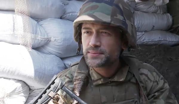 Российский актер Пашиин рассказал, за что воюет на Донбассе