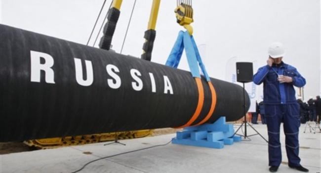 ВРФ дали добро напервое строительство Северный поток-2