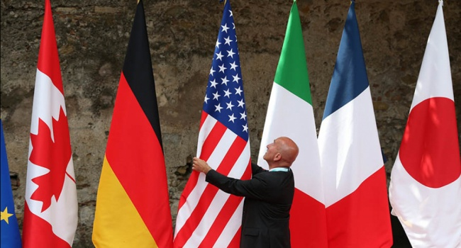 Журналист: «Ссора лидеров стран «Большой семерки» выгодна Украине»