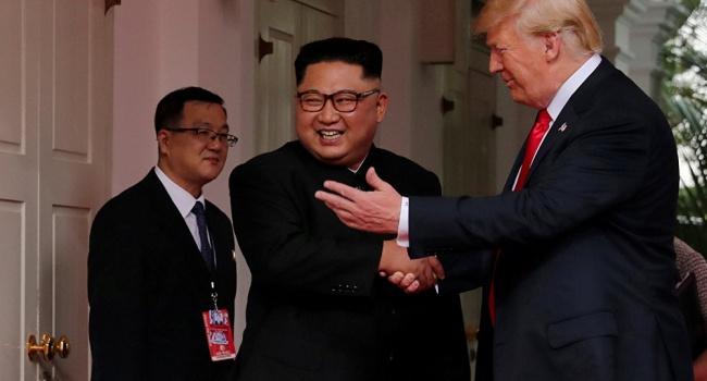 СМИ: Ким Чен Ын «вырос» перед встречей с Трампом