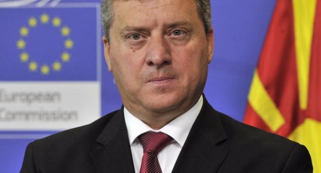Президент Македонии не подпишет документ о переименовании страны