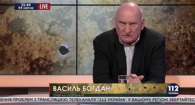 Генерал рассказал, что будет вынужден сделать Путин с Донбассом