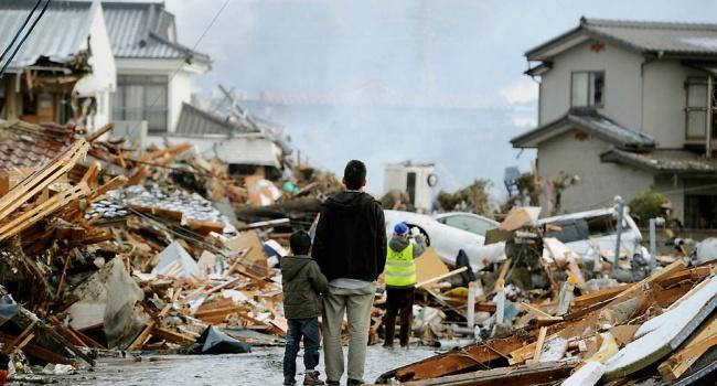 Возникла информация ожертвах землетрясения вЯпонии